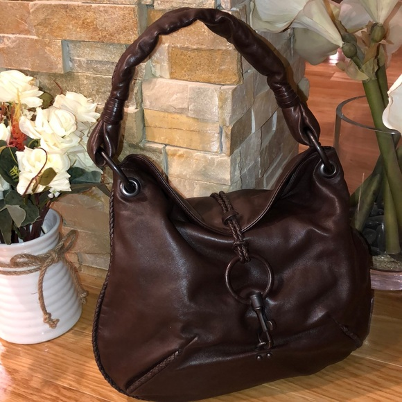 6deb63ae2db5 Bottega Veneta Handbags - Authentic Bottega Veneta hobo bag- VINTAGE